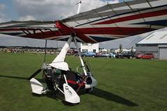 G-CIZD P & M Aviation QuikGT450 [8742] Sywell 020917