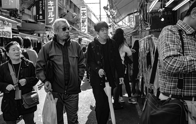 Akihabara, Ueno and Ameyoko Market-123