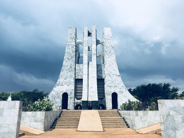 Kwame Nkrumah's Mausoleum