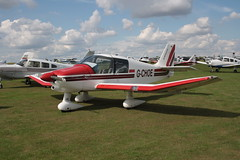 G-CHOE Robin DR.400-108 [1046] Sywell 010917