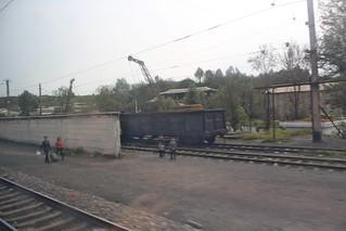 Maengjungni train station | by Timon91
