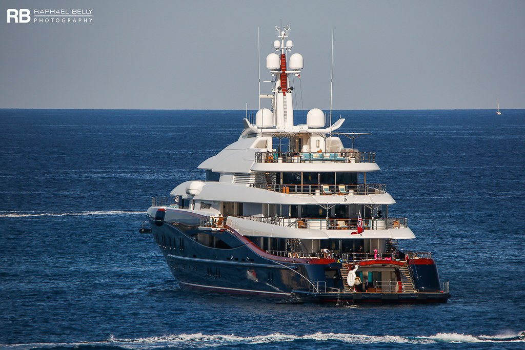 Nirvana - 86m - Oceanco | Name: Nirvana Length: 86m World's