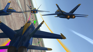 Blue Angels | by PlayStation Europe