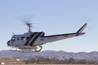 SBSD Copter 306 UH-1H N306SB  71-20217