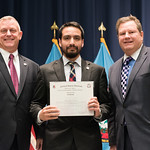Fri, 10/20/2017 - 14:19 - On October 20, 2017, the William J. Perry Center for Hemispheric Defense Studies hosted a graduation ceremony for its Strategy and Defense Policy course. The ceremony took place in Lincoln Hall at Fort McNair in Washington, DC.