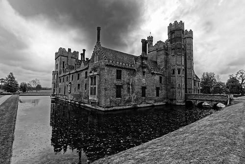 castle england landscape nationaltrust norfolk oxburghhall spring historical statelyhome nikon ngc