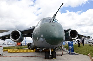 Embraer KC-390 PT-ZNF | by Jon Ostrower
