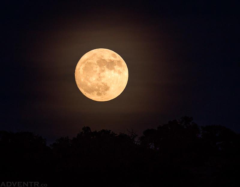 Super Moon, December 2017