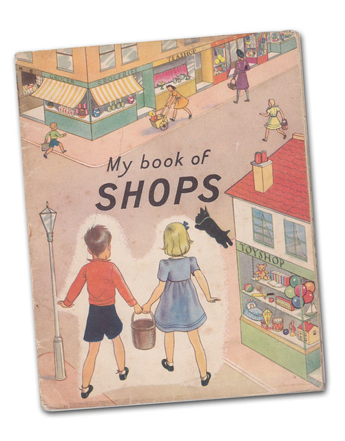 My Book of SHops