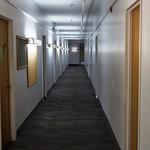 Sulzberger Hallway