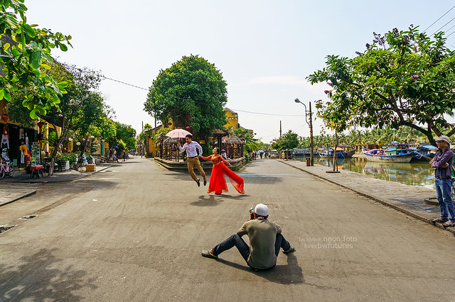 ~ Wedding shooting in Hoi An