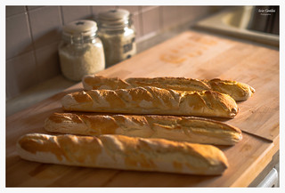 Baguettes au Thermomix | by Gentcsar