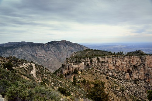Peaks and Hillsides in Guadalupe Mountains National Park | by thor_mark 