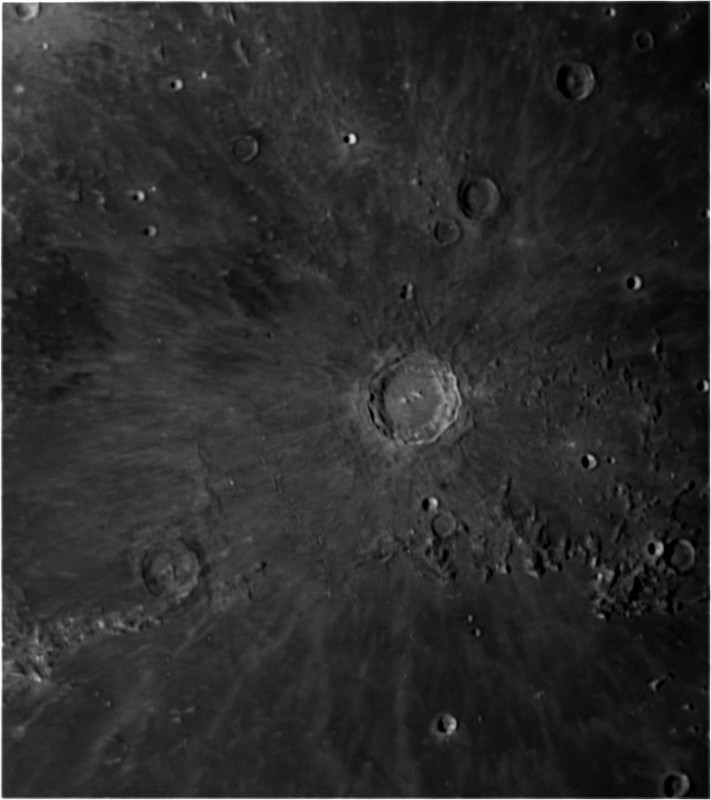 Copernicus 29th November 2017