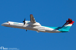 Bombardier D8 Luxair 09-12-2017 | by Deejay Fra