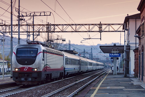 Intercity | by Enrico Bonaga