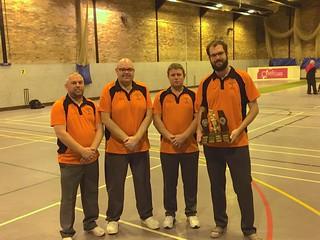 SSMBA Fours Tournament Winners 2017