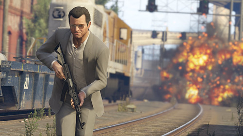 Grand Theft Auto V | by PlayStation.Blog