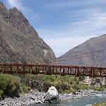 Passerelle - Canyon de Cotahuasi