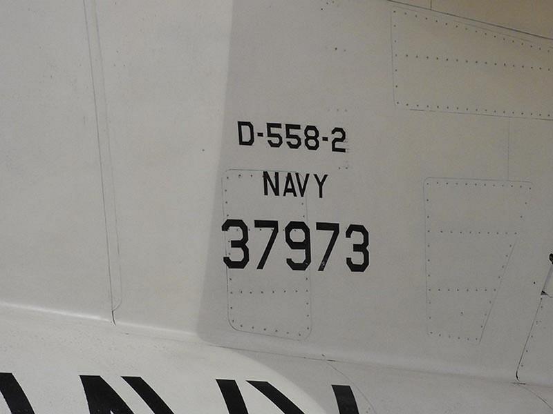 Douglas D-558-2 Skyrocket 5