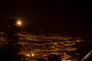 Christmas moonlight | by Madeira Island