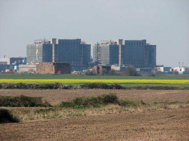Bradwell Nuclear Power Station