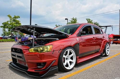 2012 Mitsubishi Lancer Evolution Photo