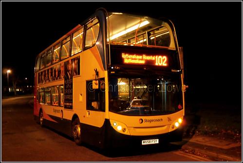 Stagecoach 19403 Stagecoach Manchester 19403 Mx58 Fsy