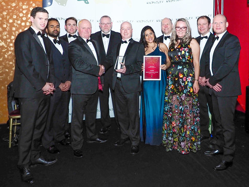 Investment of the Year - Jaguar Land Rover   by Knowsley Council