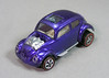 1968 Redline Hot Wheels Beetle