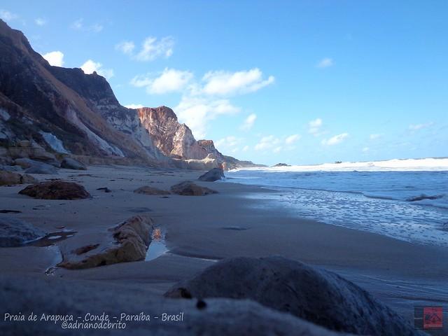 Praia de Arapuca - Conde - João Pessoa - Paraíba