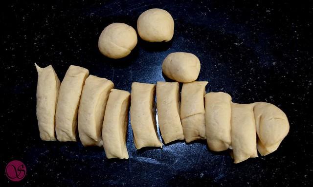 Monkey Bread dumplings