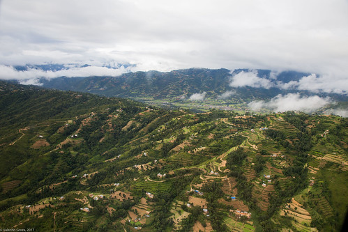 helicopter to Lukla 03 | by Valentin Groza