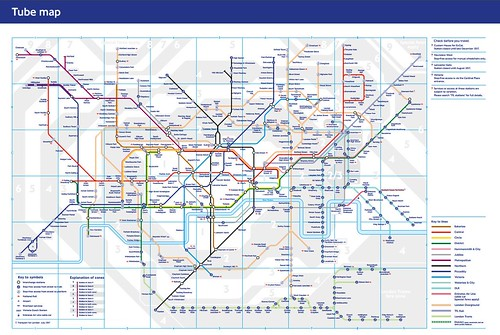 London Underground map | by witteblog