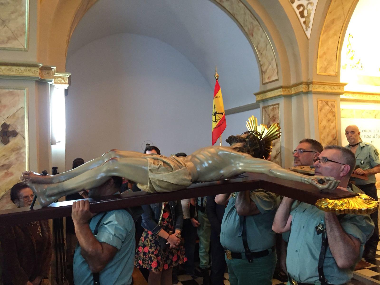 (2017-11-04) - Eucaristía Legionaria -  José antonio García - (02)