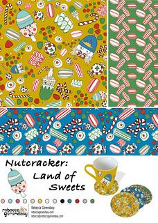 Nutcracker: Land of Sweets_Rebecca Gerendasy