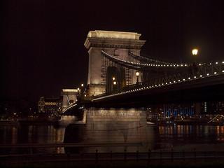 Budapest chain bridge 2