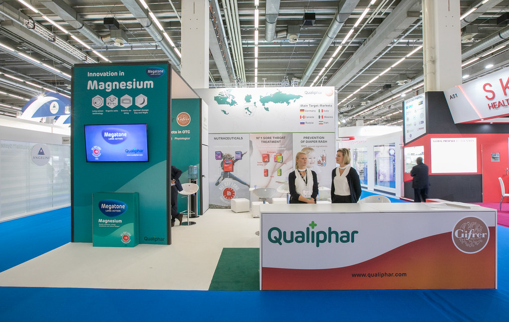 Expo Stands Mexico : Cphi expo exhibition stands flickr