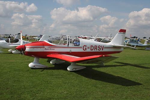 G-DRSV Robin DR.315 [PFA 210-11765] Sywell 020917
