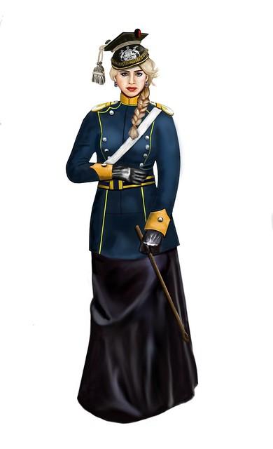20th Ulanen Regiment, 2nd Wurttembergisches