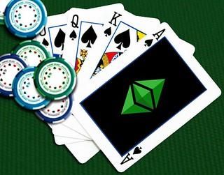 ETC Wallpaper - Casino Poker | Design with love: An ETC ...