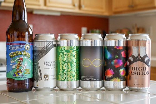 More New England beers from Juan! | by fourbrewers