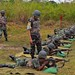 """Dungu, Haut-Uélé Province, DR Congo: As part of operation """"RED KITE"""", which aims at improving the skills of FARDC soldiers so that they can effectively deal with the security challenges, the Moroccan Contingent of MONUSCO is organizing a training session"""