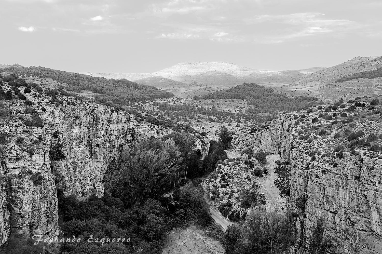 Ruta de las Hoces del rio Mesa
