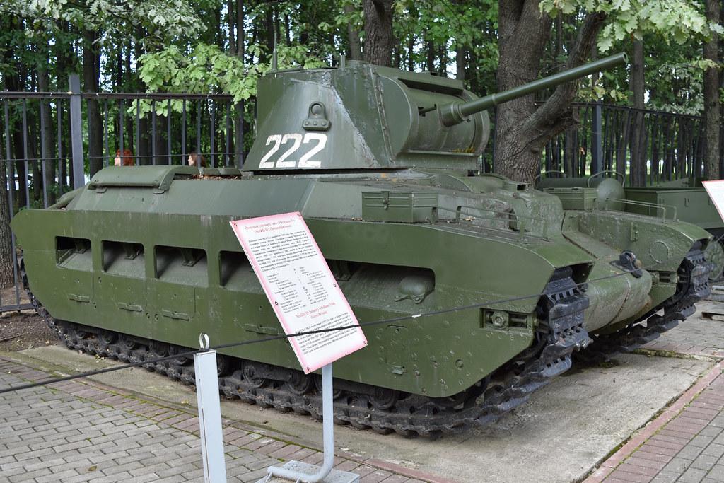 A12 Matilda Mk Iiics  U2018222 U2019