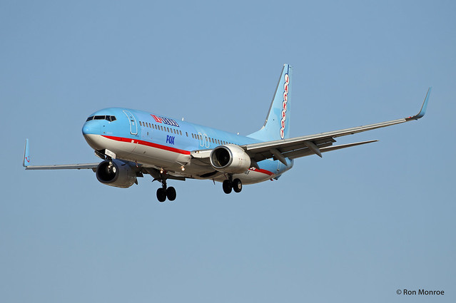 Jackpot Airlines, Boeing 737-800(WL)