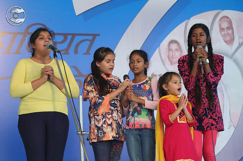 Devotional song by Bal Sangat Kharar