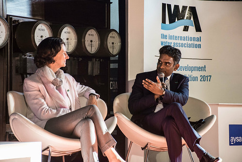 2019 IWA Water and Development Congress & Exhibition