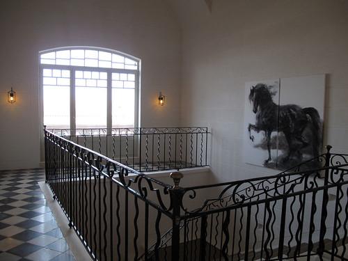 Can Faustino_menorca_hoteles chulos_arquitectura_palacio olivares_escaleras | by Libe_reharq
