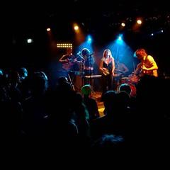 Altın Gün (@altingunband) at @ekko.nl #leguesswho #concert 4